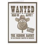 El bandido de GEDCOM Tarjeton