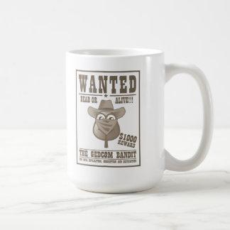 El bandido de GEDCOM Tazas De Café