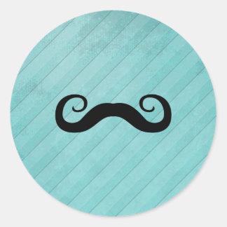 El Bandito Classic Round Sticker