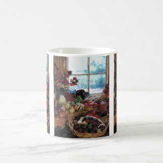 El banquete - taza mágica