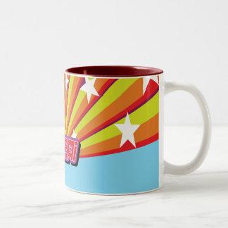 El Banzai protagoniza la taza