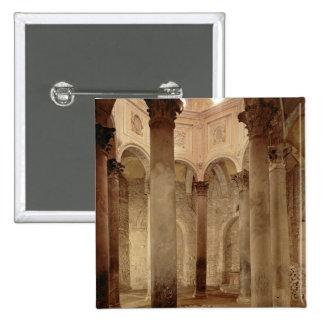 El baptisterio pin cuadrada 5 cm