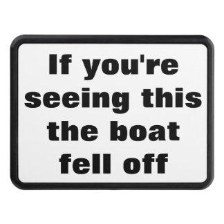 El barco se cayó de la cita divertida para los tapas de tráiler