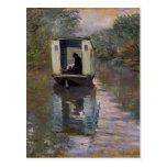 El barco tarjetas postales