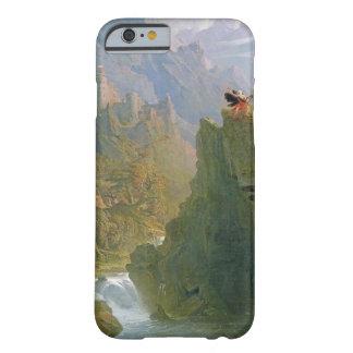 El bardo, c.1817 (aceite en lona) funda de iPhone 6 barely there