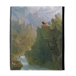 El bardo, c.1817 (aceite en lona)