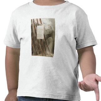 El bardo: Una oda pindárica, 'de los poemas de Camisetas