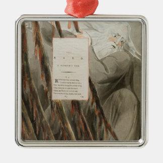 El bardo: Una oda pindárica, 'de los poemas de Tho Adorno De Reyes