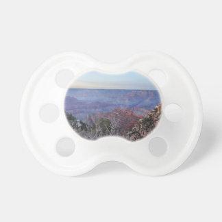El barranco aterriza el parque nacional en Utah Chupetes Para Bebés