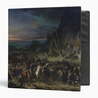 """El barranco, campaña de 1809, 1843 carpeta 1 1/2"""""""