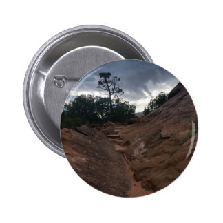 El barranco pasa por alto el parque nacional de pin redondo de 2 pulgadas