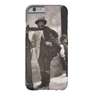El barrido de la templanza, 1876-77 (woodburytype) funda de iPhone 6 barely there