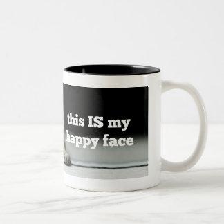 """El barro amasado """"esto ES taza de café de mi cara"""
