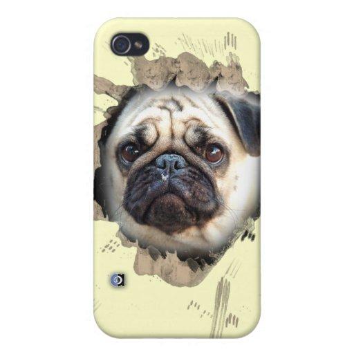 el barro amasado iPhone 4 coberturas