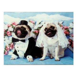 El barro amasado persigue la postal del boda