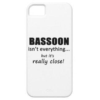 El Bassoon no es todo iPhone 5 Case-Mate Funda