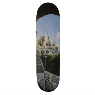 El bastión del pescador, Budapest Skate Board