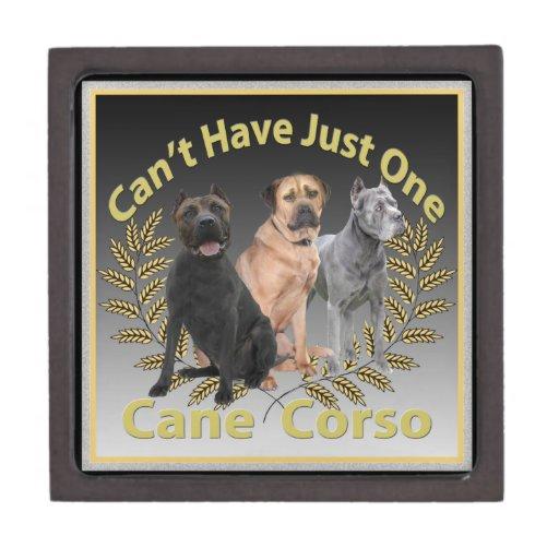 El bastón Corso no puede tener apenas una caja del Cajas De Regalo De Calidad