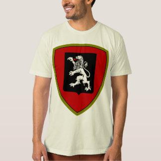 el batallón de Aosta, Italia Remeras