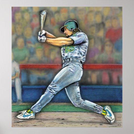 El bateador posters
