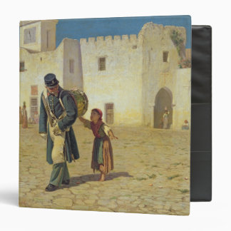 """El batidor de tambor, 1867 carpeta 1 1/2"""""""