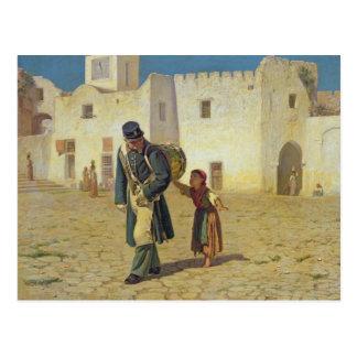 El batidor de tambor, 1867 tarjetas postales