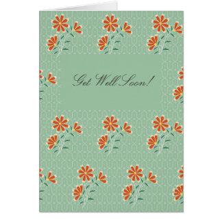 El batik floral de Naila consigue la tarjeta bien