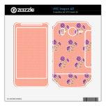 El batik floral HTC de Tula inspira la piel 4G Calcomanía Para HTC Inspire 4G