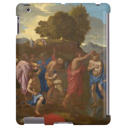 El bautismo de Cristo, 1641-42
