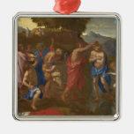 El bautismo de Cristo, 1641-42 Ornamentos De Reyes Magos
