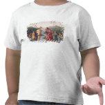 El bautismo de Cristo Camiseta