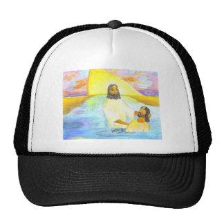 El bautismo de Jesús Gorra