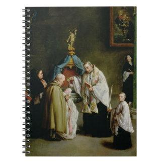 El bautismo libro de apuntes