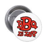 El Bbq es botón de Luv Pins