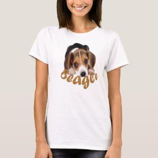 El beagle aviva la camiseta