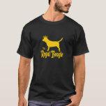 El beagle real playera