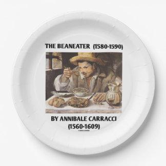 El Beaneater (1580-1590) por Annibale Carracci Platos De Papel
