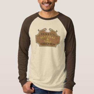 El beartrap de Rustys y emporio de la salmuera Camisas