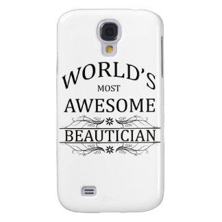 El Beautician más impresionante del mundo Funda Para Samsung Galaxy S4