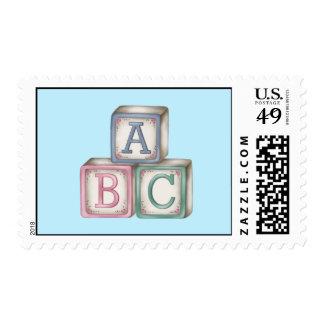 El bebé bloquea sellos