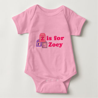 El bebé bloquea Zoey Body Para Bebé