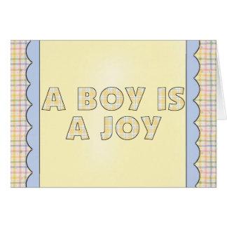 El bebé carda Congrats, ducha, nuevo bebé, gracias Tarjeta De Felicitación