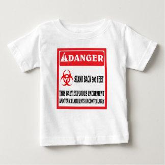 El bebé consiguió el gas t shirt