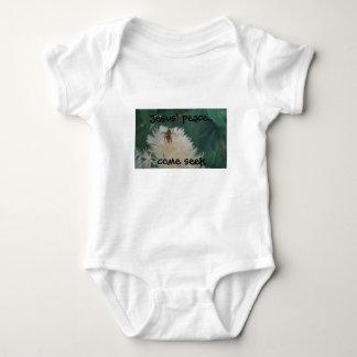 ¡El bebé cristiano camisa-Dejó a su bebé sea un Polera