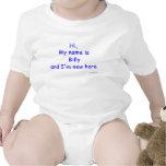 El bebé de encargo   hola mi nombre es….y soy nuev traje de bebé