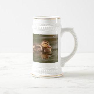 El bebé de los anadones Ducks la taza