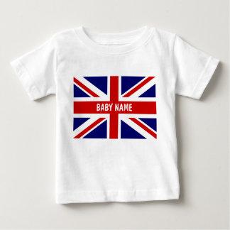 El bebé de Union Jack remata la bandera del | Camisas