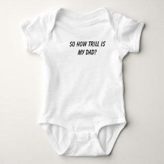 El bebé del papá del Trill Polera