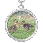 El bebé Ducks la foto Joyeria