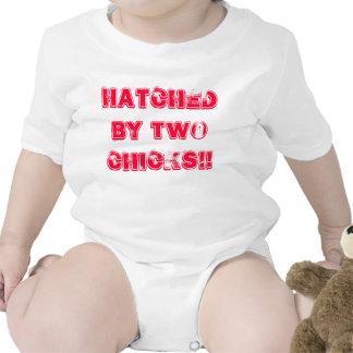 El bebé lesbiano de las momias crece ¡Tramado por Camiseta